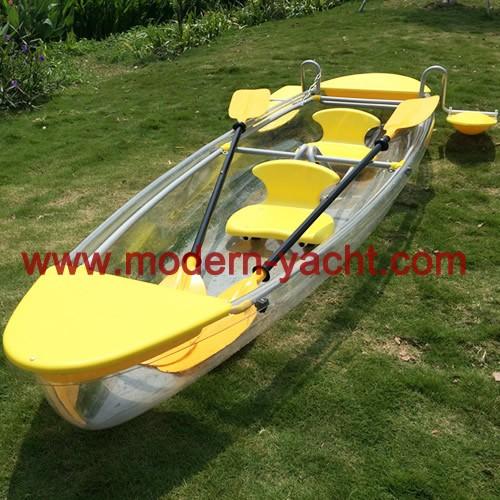 sea kayak for sale,clear canoe kayak,canoe transparent,clear